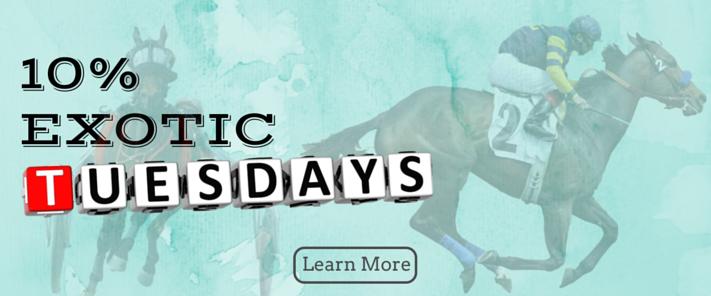 10% Exotic Tuesdays (2)